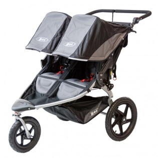 BOB Gear Revolution Flex 3.0 Duallie Double Jogging Stroller
