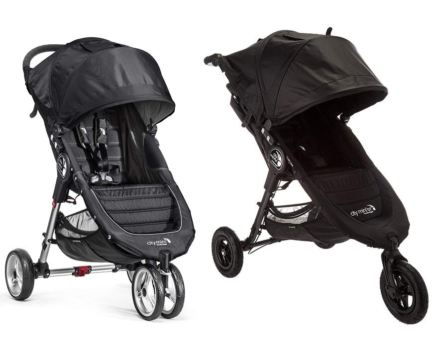 baby jogger city mini vs city mini gt stroller