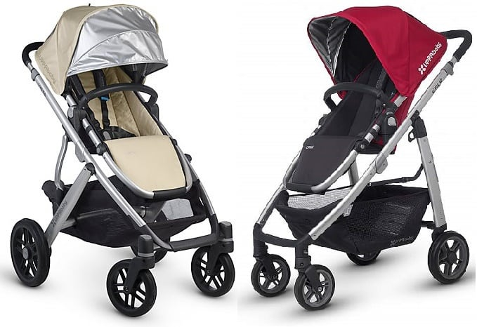 UPPAbaby Cruz Vs. Vista Stroller Comparison - By Experts
