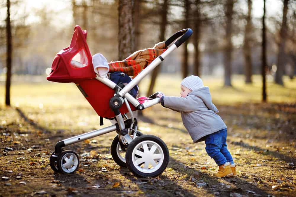 5 Reasons Why Strollers are Important - AllMomNeeds
