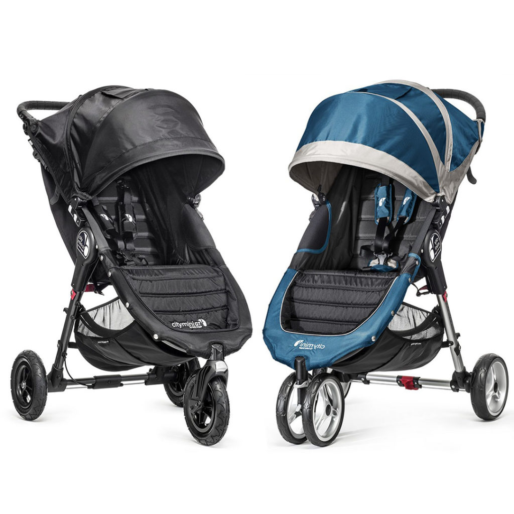 Britax B-Agile vs. City Mini GT