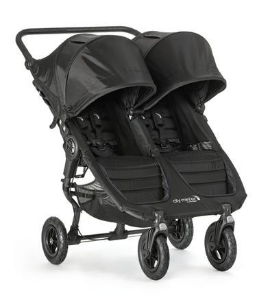 Baby Jogger City Mini GT2 Double Stroller, Jet