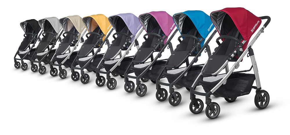 UPPAbaby colors