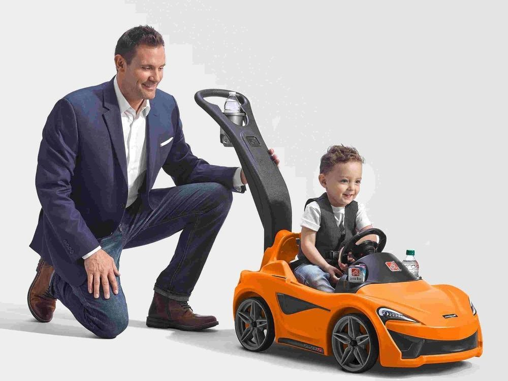 Best Push Car for Toddlers