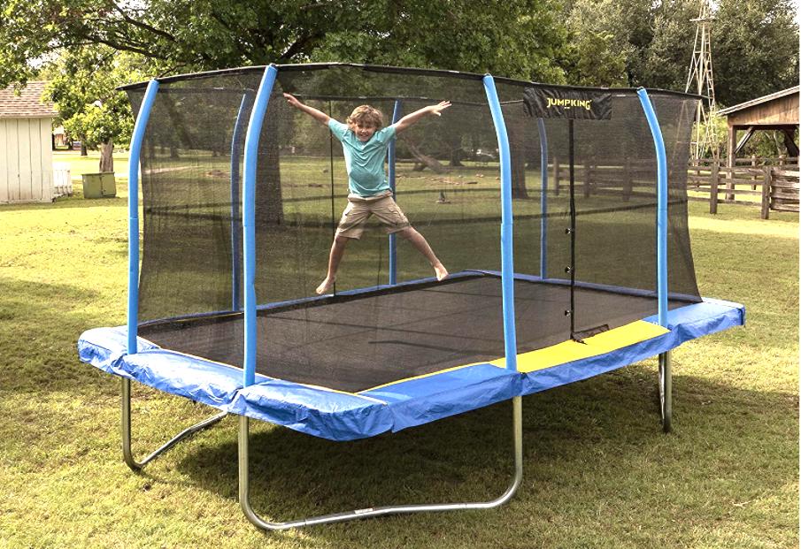 best rectangle trampoline