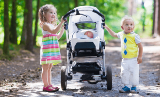 7 Tips on Buying a Jogging Stroller